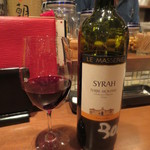 六本木 肉とワイン Uchibito - 赤ワイン