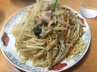 娘娘 上尾店 - 炒麺