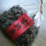 中山豆店 - 料理写真:小豆甘納豆100g170円
