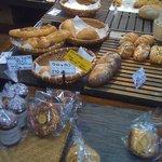 でいたらぼっち - 店内はパンの香りでいっぱい