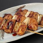 手羽一郎 - 寒ブリの照り焼き串
