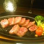 Ura-keisyu - 豊後牛ステーキ