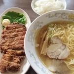 シャントウ - 料理写真:カレー風味のパイコーランチ900円≪2014.11月再訪≫