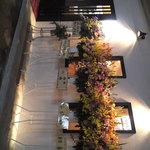旬な - 開店のお花