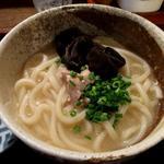 繋 - 鶏スープうどん(ランチ)