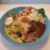 コブデリ食堂 - 料理写真:ハーフ&ハーフランチ
