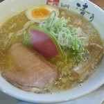 和 dining 清乃 - 「紀州金山寺味噌らぁ麺 」850円税込