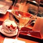 鮨 廣金 - 白ワイン。甲州グリド。