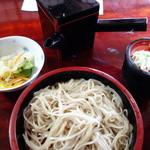 32283332 - もり蕎麦(¥700税込み)