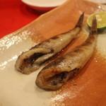 龍文支店 - 蒲郡産の深海魚めひかりの干物