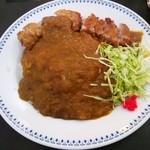 ブータン - カツカレー大盛り
