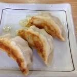 麺屋 一茶 - 餃子¥230