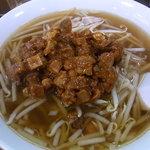 北京亭 - 辣醤麺