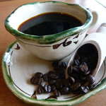 茶亭 茶々 - 料理写真:『本日の珈琲』と題して毎日違うストレート珈琲をお得に楽しめる!