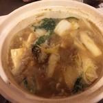三代目網元 魚鮮水産 - 牡蠣鍋