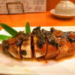 旬膳 よしふさ - 鮎の紫蘇煮(u_u)う~んwww