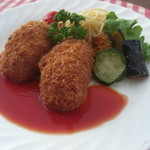 Cafe Restaurant アドリア - 海老クリームコロッケ