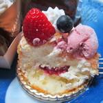 INTIMITE KOSEKI - レアチーズケーキ
