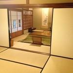 山荘無量塔 - 和室が2部屋続いています