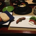山荘無量塔 - オニオンスープにひかれて、朝食は洋食を選びました