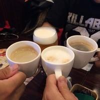 ガスト-乾杯!