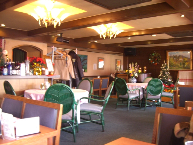 ロシアレストラン キエフ