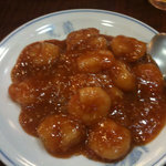 中国料理 鳳蘭 - エビチリ