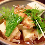 おやじの台所 - お豆腐