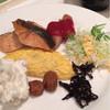 品川東武ホテル - 料理写真:品数は少ない