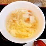 32302640 - スープ:あっぷ図 by ももち