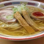 煮干鰮らーめん 圓 - 塩ラーメン