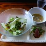 32306659 - 2014年11月2度目の訪問茶蔵ランチ前菜♪