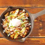 野菜を食べるカレーcamp - キャベツと牛すじの大阪カレー