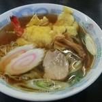 上野屋 - 料理写真:エビ天中華