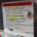 麺胡房 -