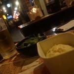 小樽 ニュー三幸 - ポテサラ