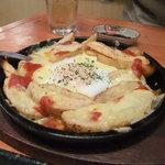 3232543 - ポテトチーズの半熟卵焼504円