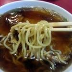 中華料理 栄華 - 天津麺2
