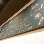CARTA - パンケーキセット¥1000は15時から☆♪