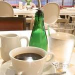 CARTA - ケーキセット¥780(税込)のホットコーヒー☆♪