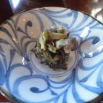 レストラン 桜 - 香の物