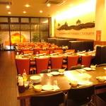 中国料理 シルクロード - 1F席は貸切も可能です。