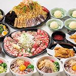 道とん堀 - 子だぬき宴会