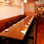 中華料理 萬珍館 - 2F席半個室も可能です♪