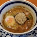 大勝軒 - 濃厚つけ麺880円(2014年11月6日)