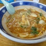 味のさん平 - 料理写真:5辛 三平ラーメン