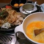 32326596 - 新道とん堀モダン焼き