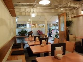 畑の食堂 ナチュラ - 店内の雰囲気