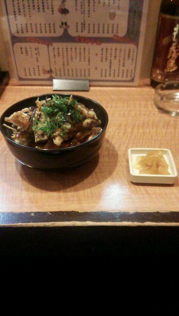 寛ちゃん - たっちょほねく丼 700円
