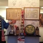 焼肉グレート - 宮崎牛イベント。宮崎県の職員の方も駆けつけてくれました♡